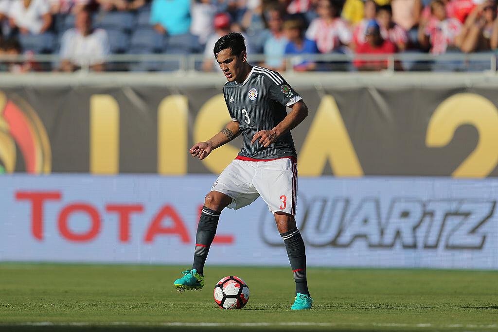 Gustavo Gómez fue fichado por el AC Milan