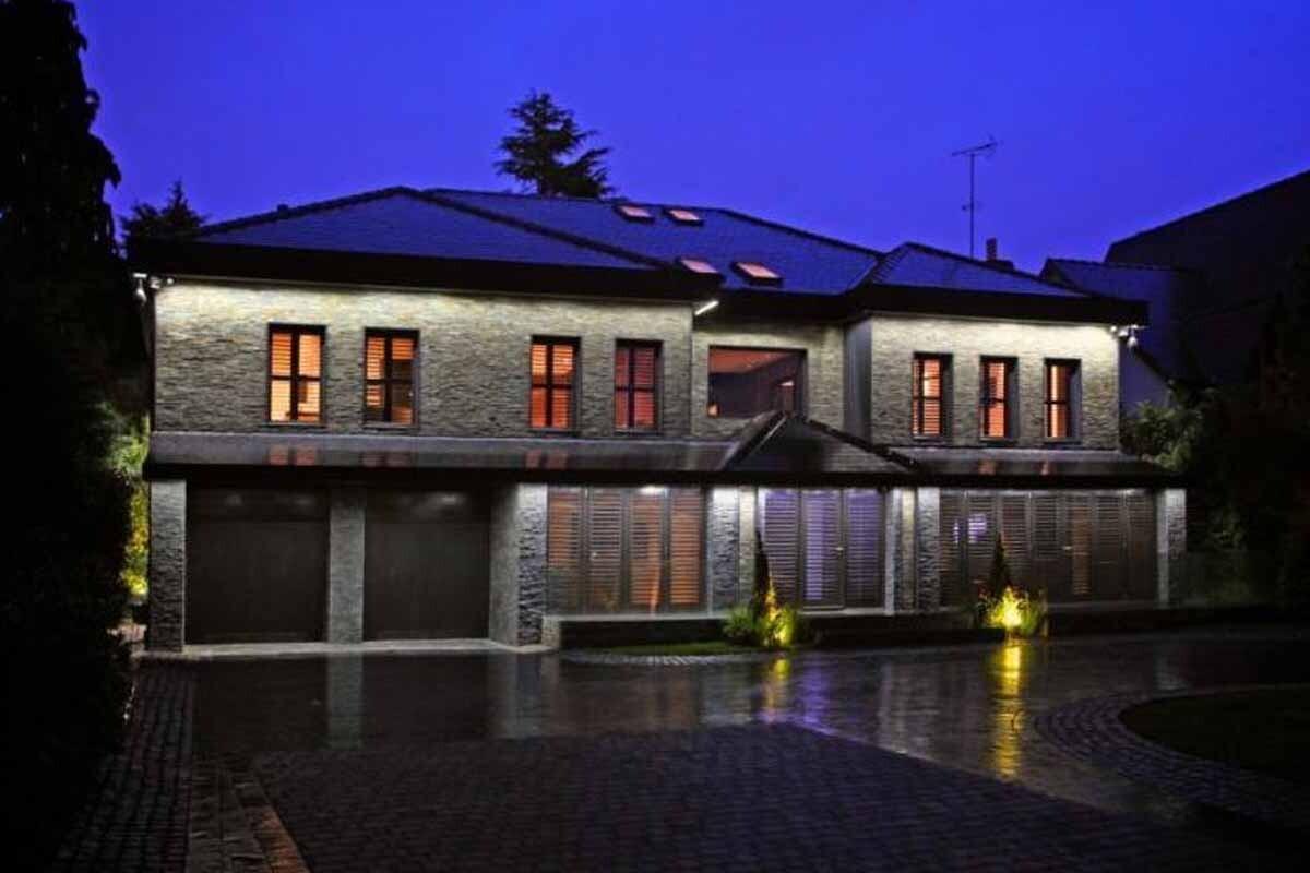 La casa de ibrahimovic en manchester fotos for La mansion casa hotel telefono