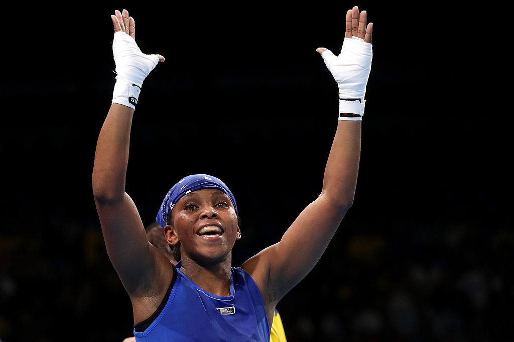 Ingrit Valencia logró medalla de bronce en boxeo femenino para Colombia