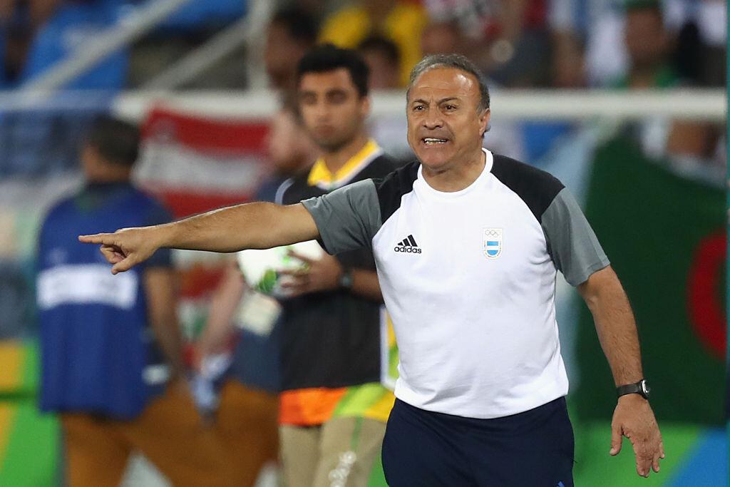 Olarticoechea dirige a la selección argentina sub 23