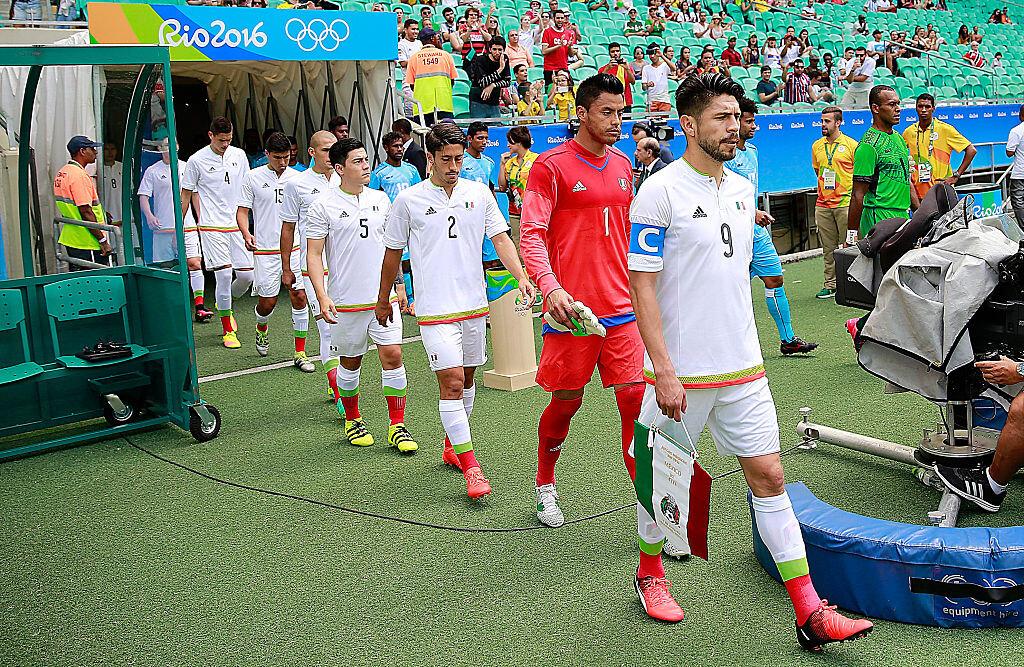 La selección mexicana en los Juegos Olímpicos de Río 2016
