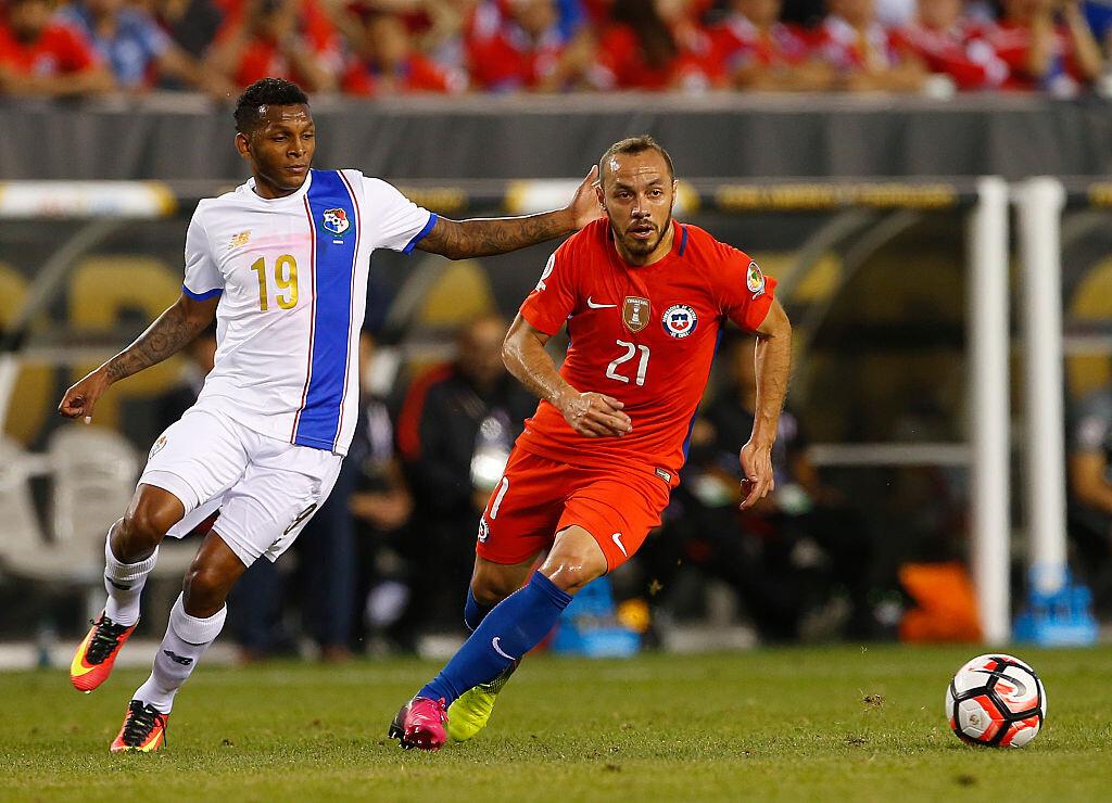El jugador del Celta de Vigo no podrá estar con Chile en las Eliminatorias