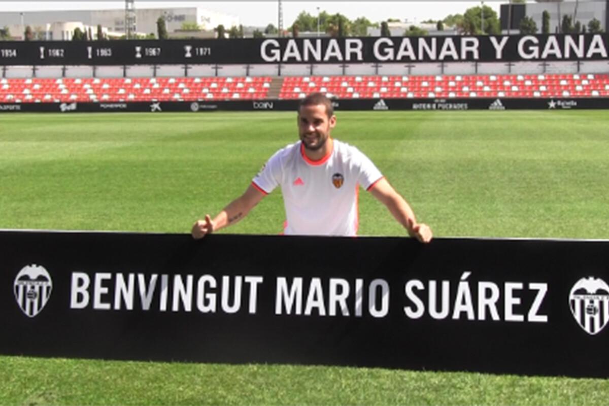 Mario Suárez Valencia