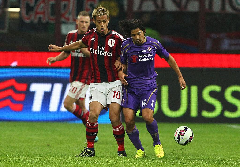 Milan ficha a Matías Fernández