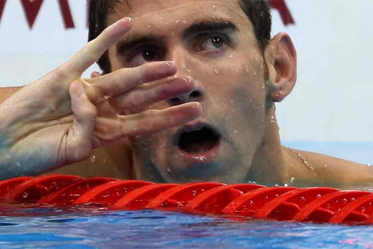 Michael Phelps gana su 26 medalla