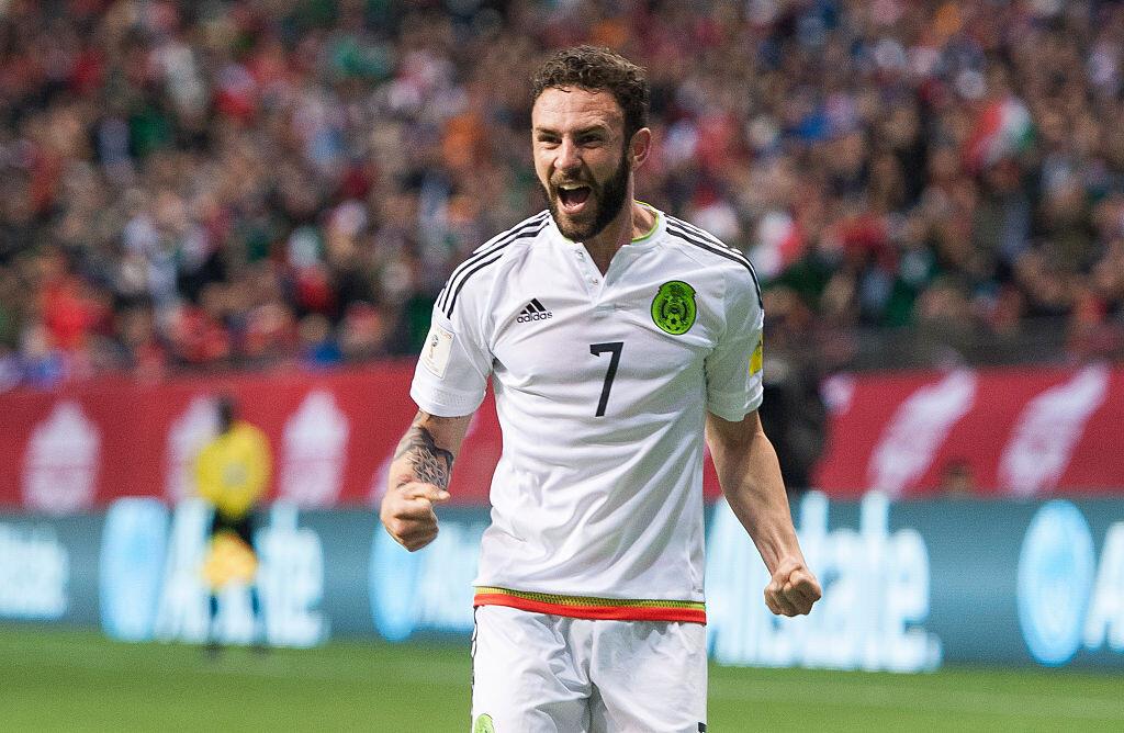 Layún fue convocado por Juan Carlos Osorio con México