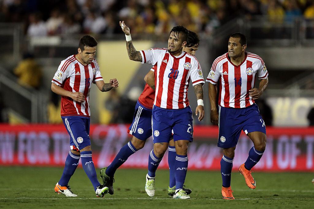 Paraguay en la Copa América Centenario