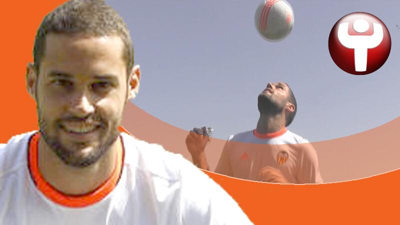 Mario Suárez Valencia CF presentación