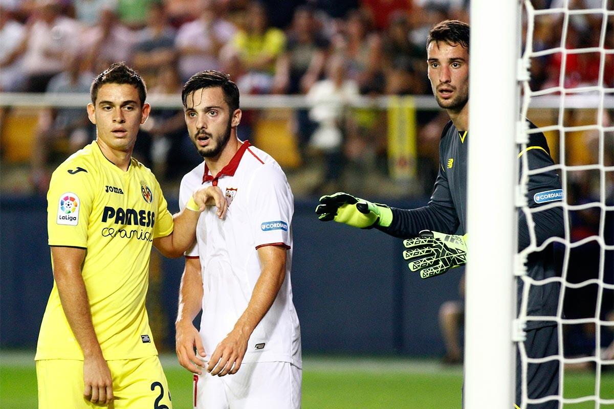 Villarreal-Sevilla