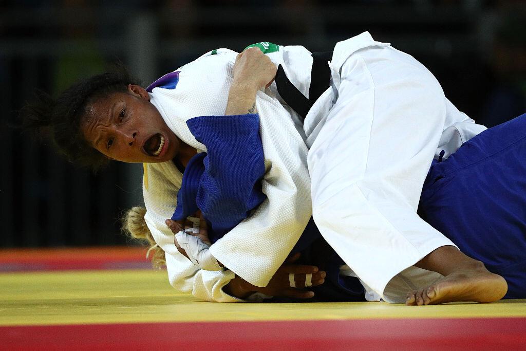 La judoca colombiana ganó medalla de plata