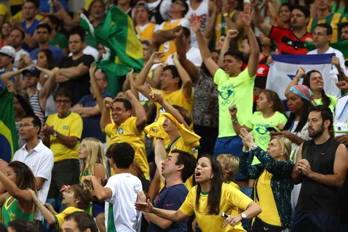 Afición Brasil