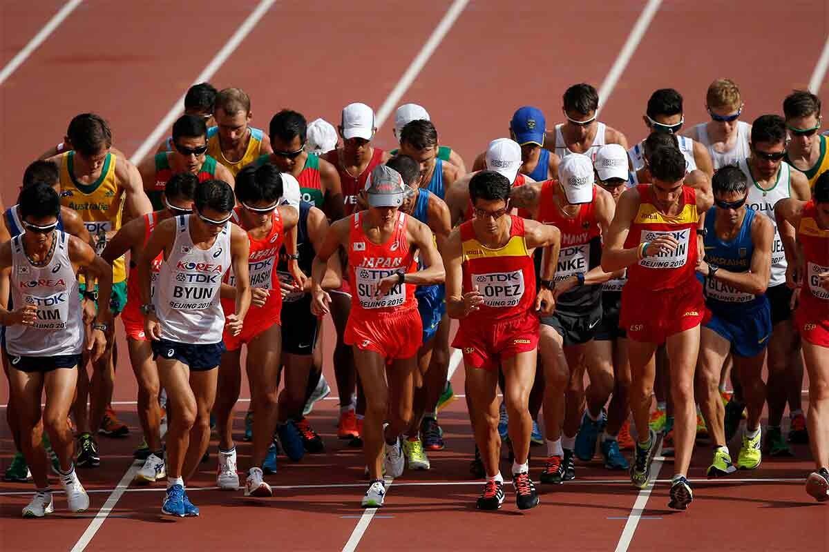 Atletismo arranca en los Juegos Olimpicos