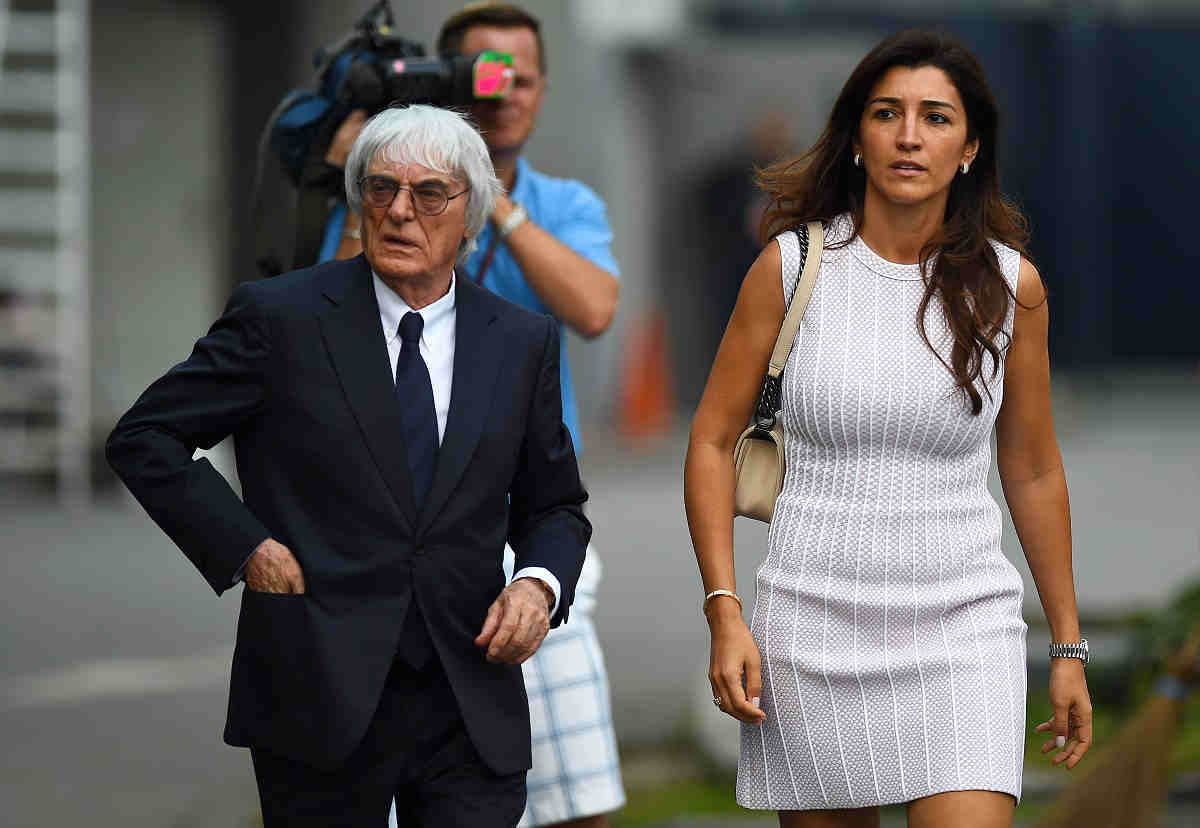 Detienen a un piloto de helicóptero de Ecclestone por el secuestro de su suegra