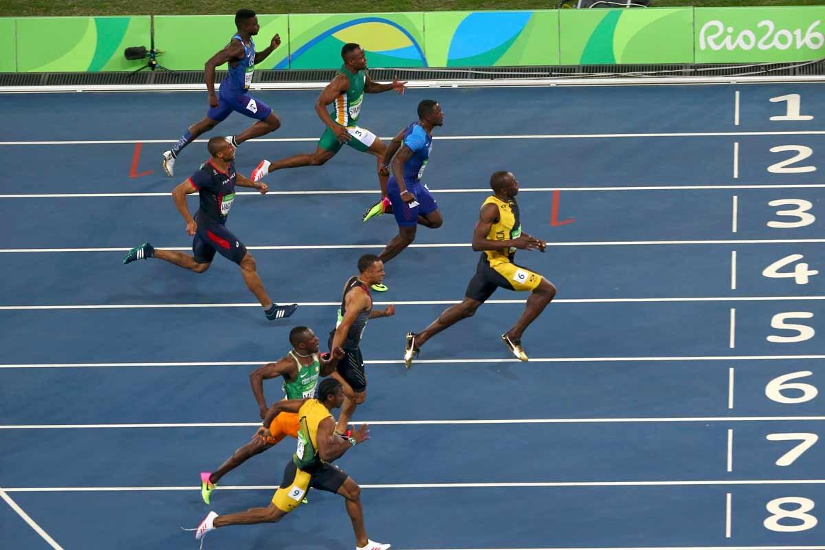 Usain Bolt para la eternidad: 9.81