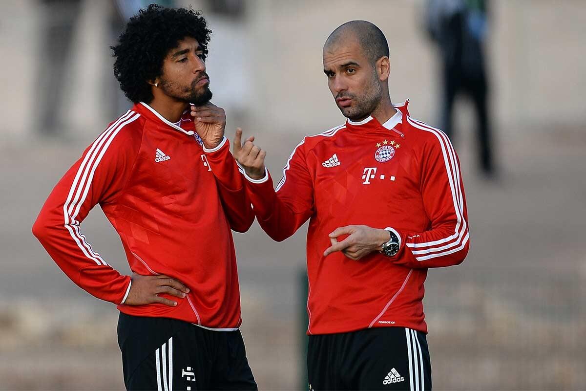 Dante y Guardiola