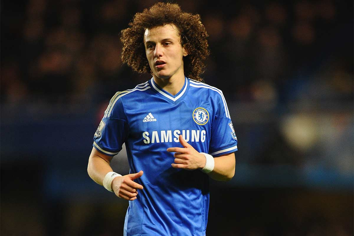 David Luiz regresó al Chelsea