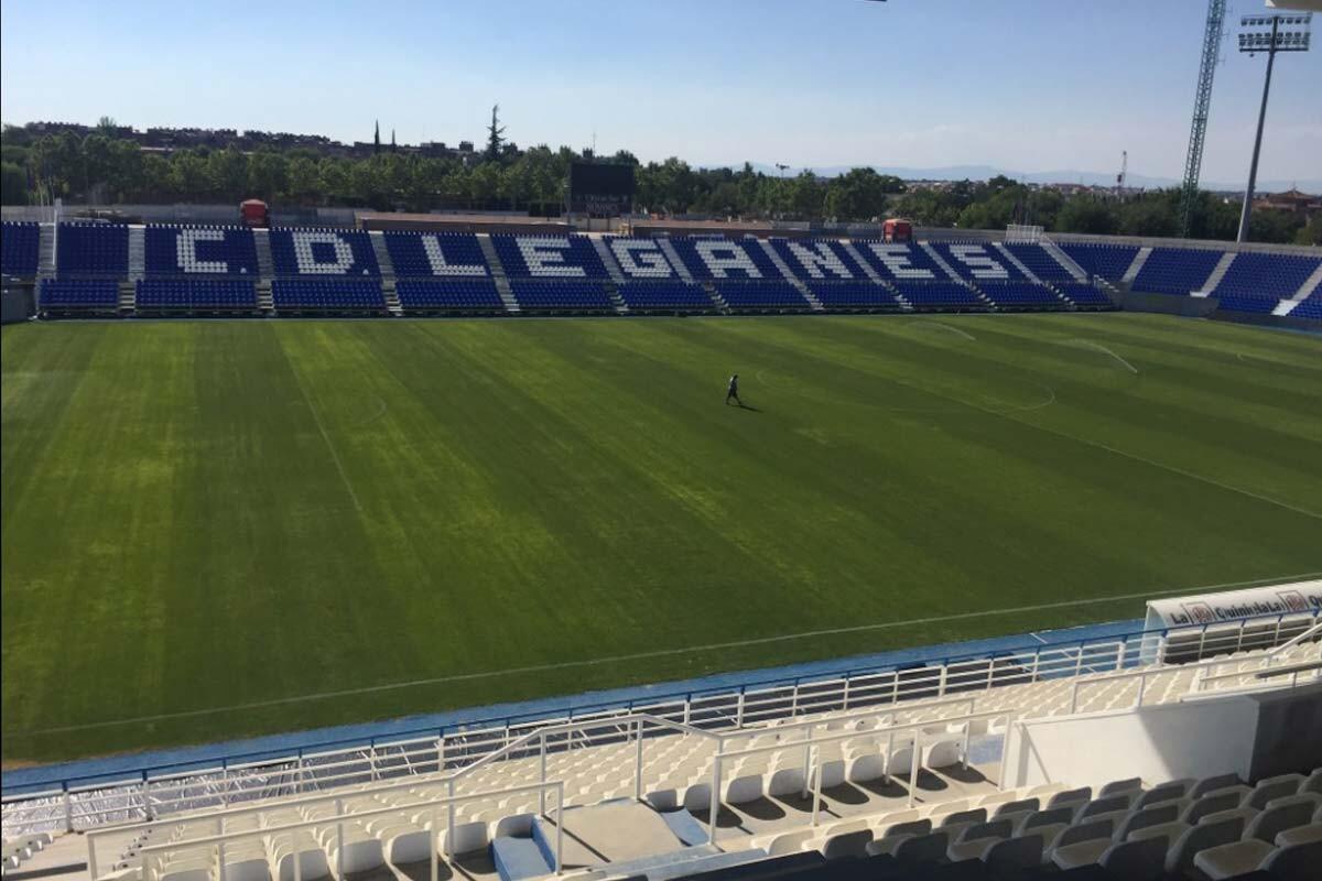 Jornada 5 Leganés-Girona Estadio-leganes