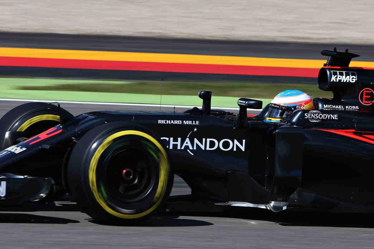 """Alonso: """"EL cambio visto en Honda ha sido como la noche y el día"""""""
