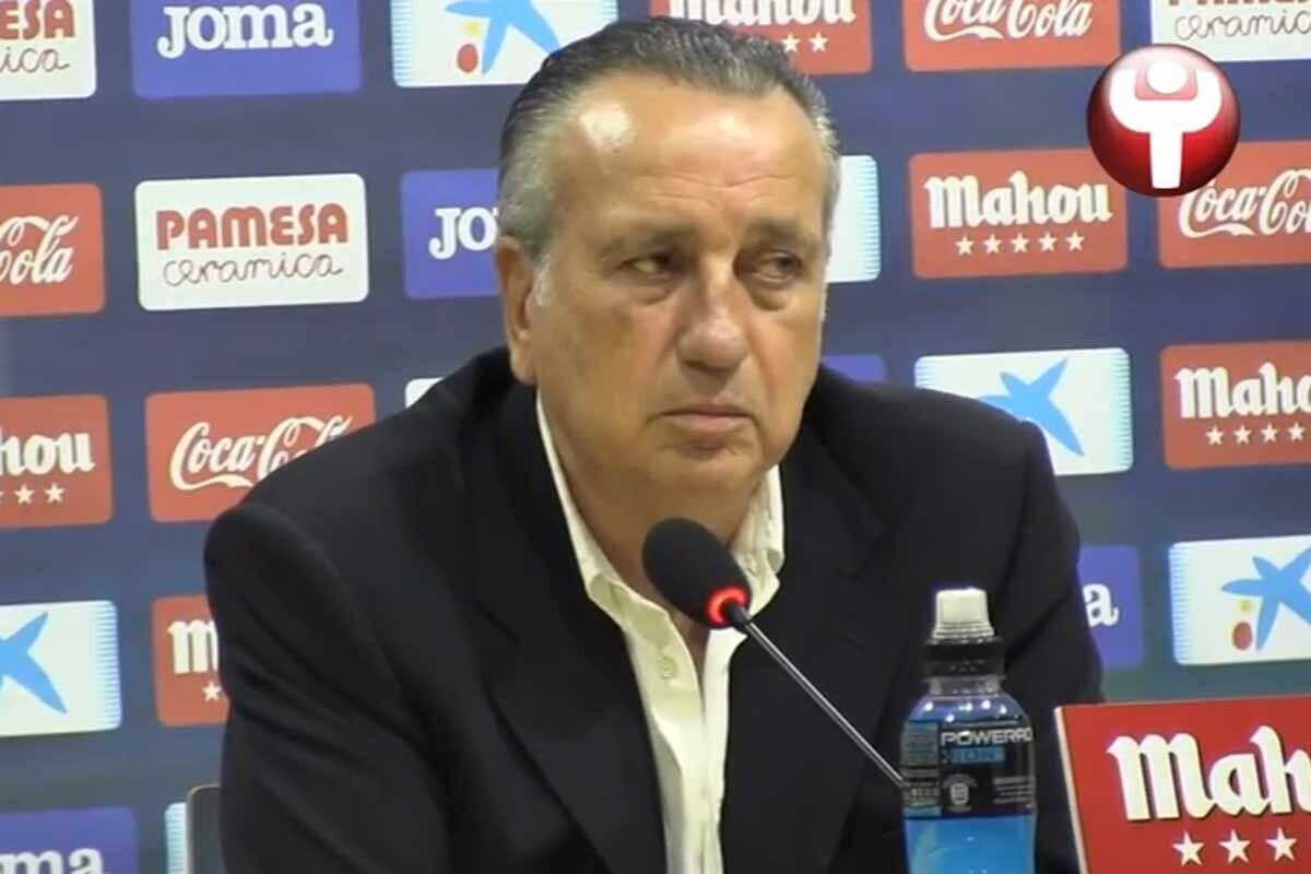 Fernando Roig da explicaciones por el despido de Marcelino