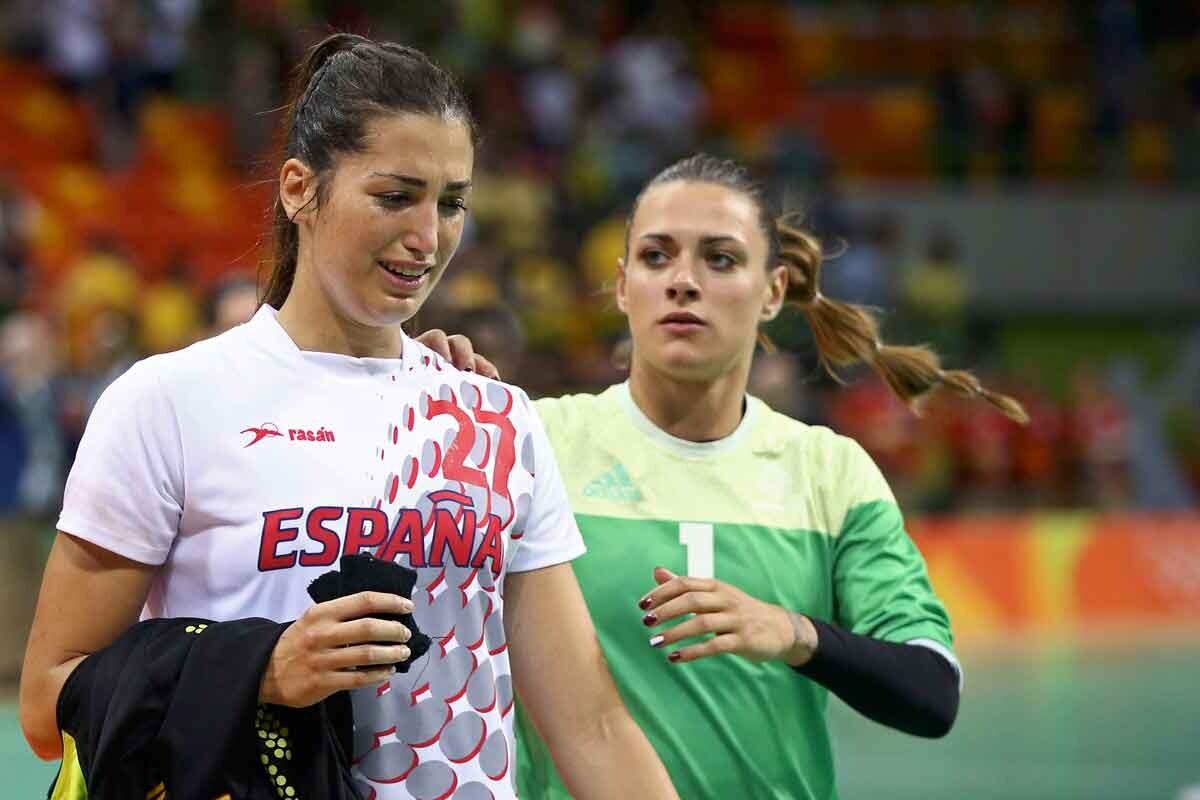 Francia-España balonmano