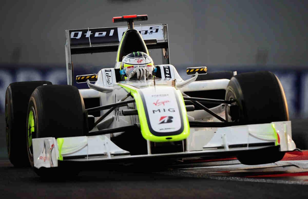 """Button: """"No puede haber comparación entre Mercedes y Brawn GP"""""""