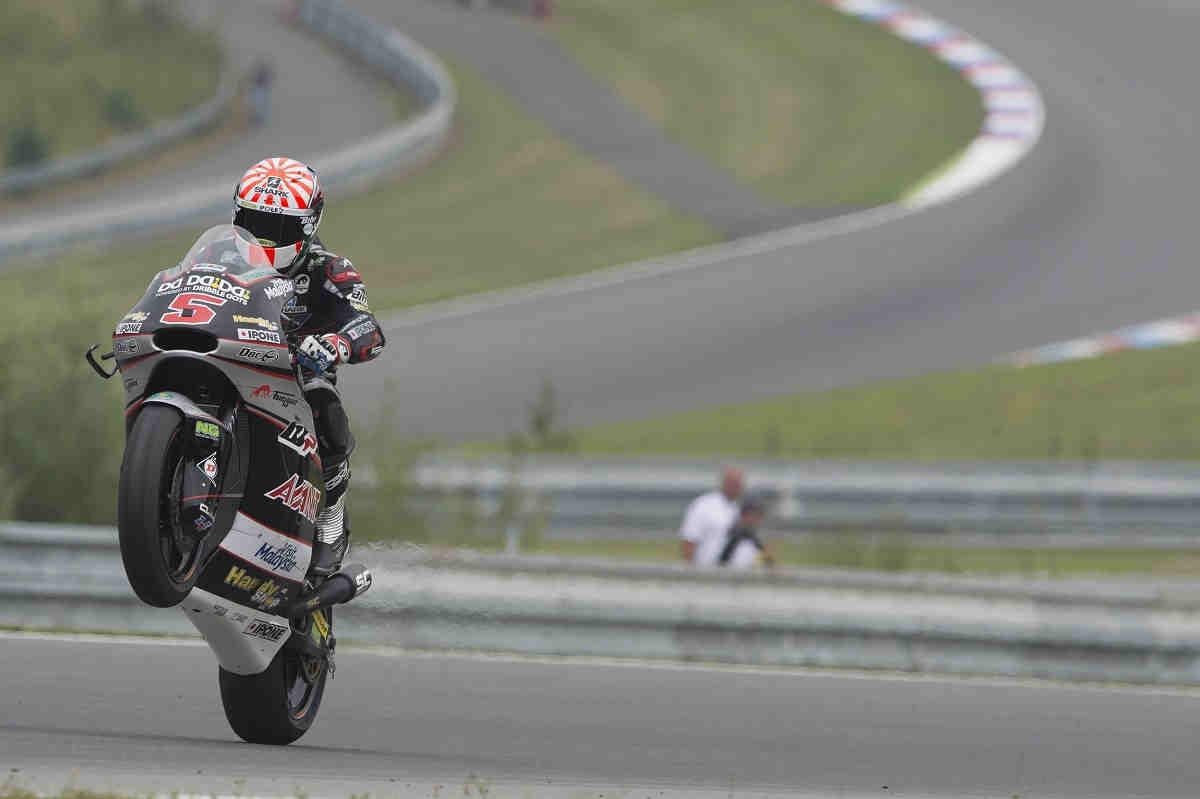 Zarco arrasa en la clasificación de Moto2