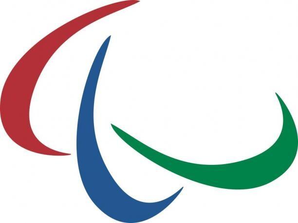 Logo de los juego paraolímpicos