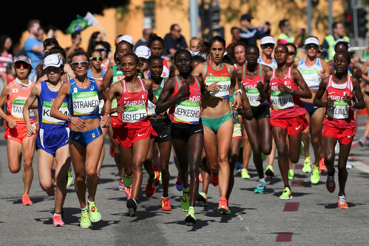 Maraton olímpico