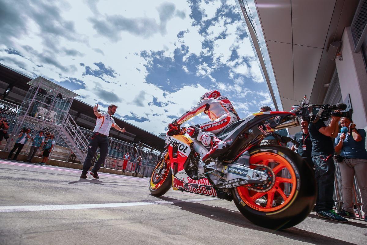 Honda no hace caso a Marc Marquez
