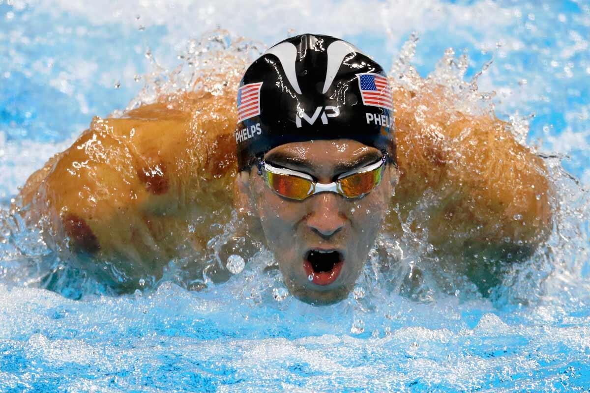 Michael Phelps consigue un nuevo oro en Rio 2016