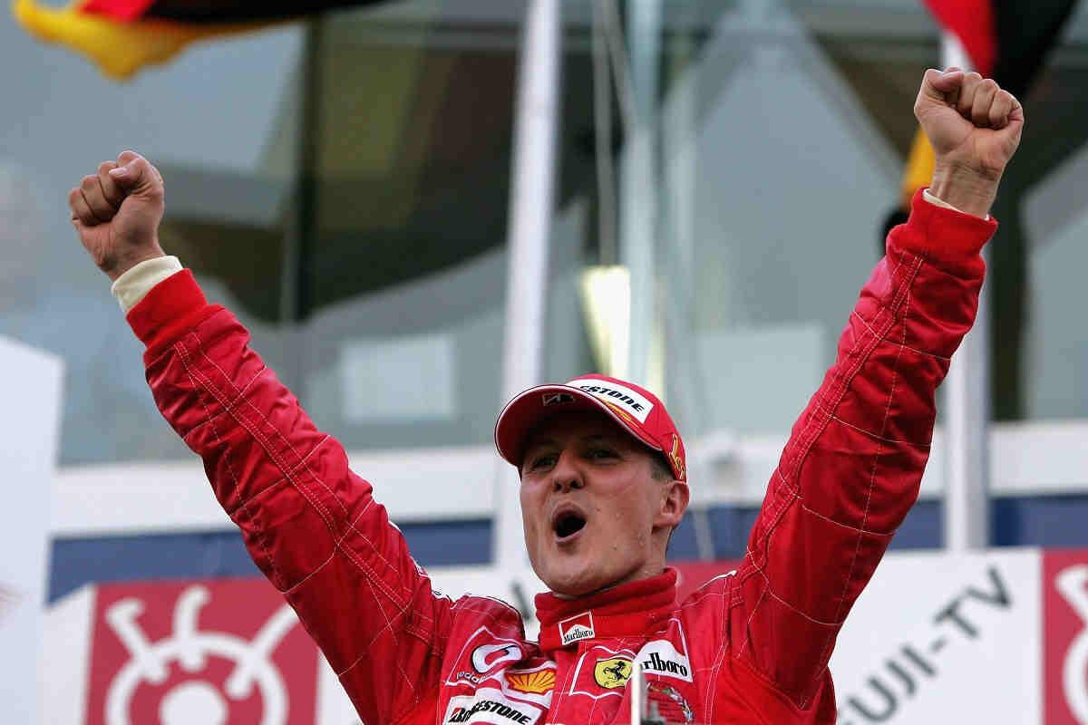 Se cumplen 12 años del último título de Schumacher en Fórmula 1