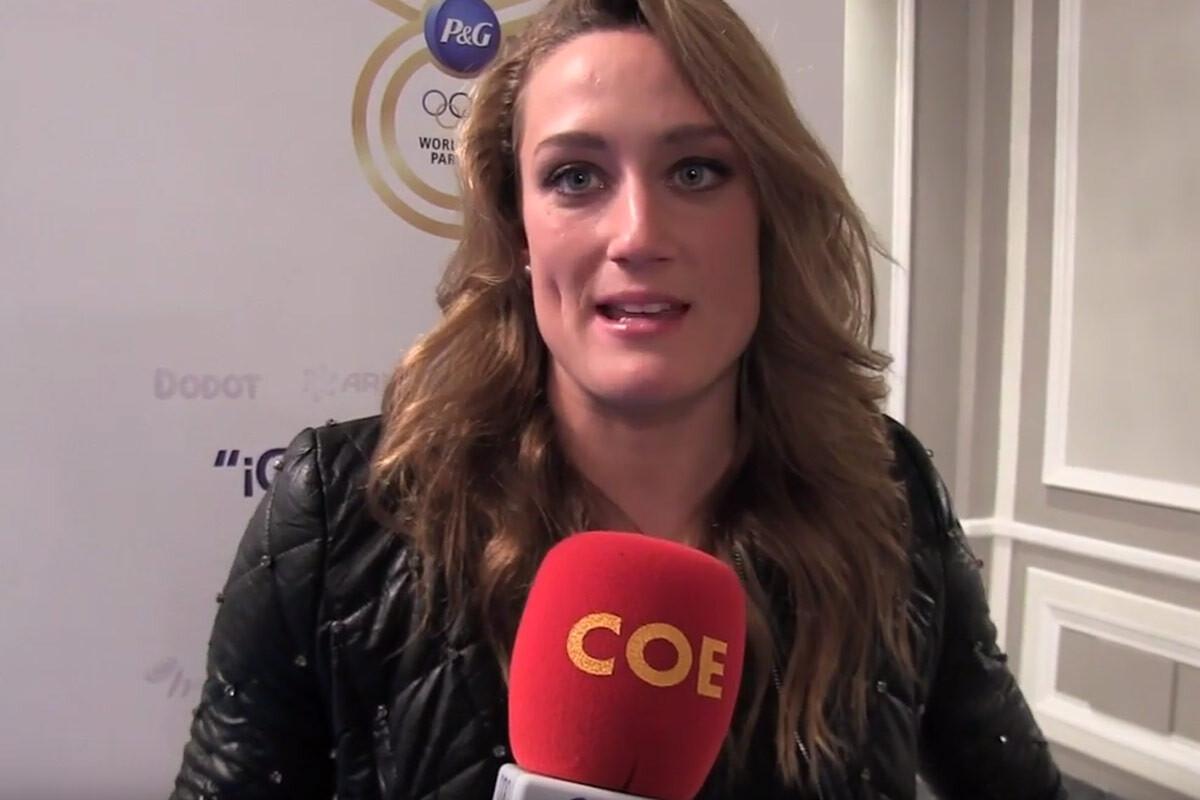 Mireia Belmonte, nadadora española