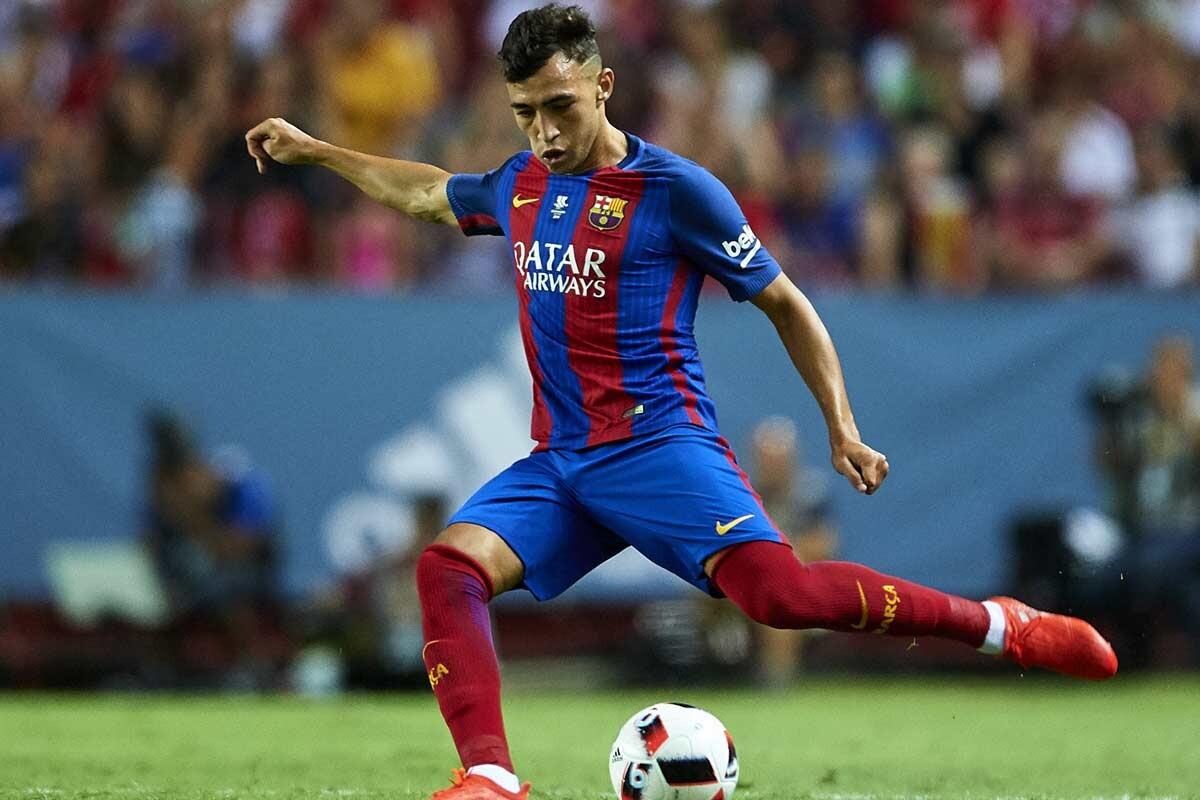 Munir, cedido al Valencia