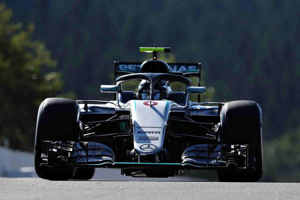 """Rosberg: """"Han hecho un gran trabajo con el Halo, ya no molesta"""""""