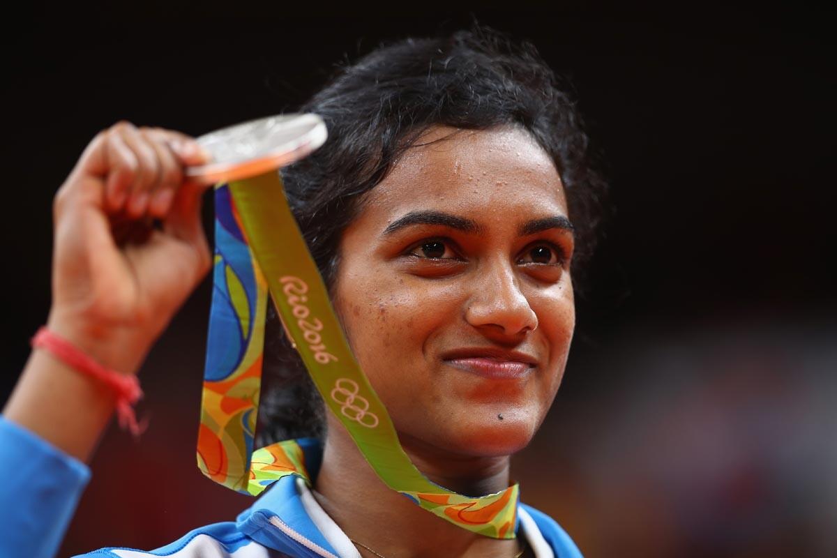 Los espectaculares premios de Sindhu tras la plata en bádminton