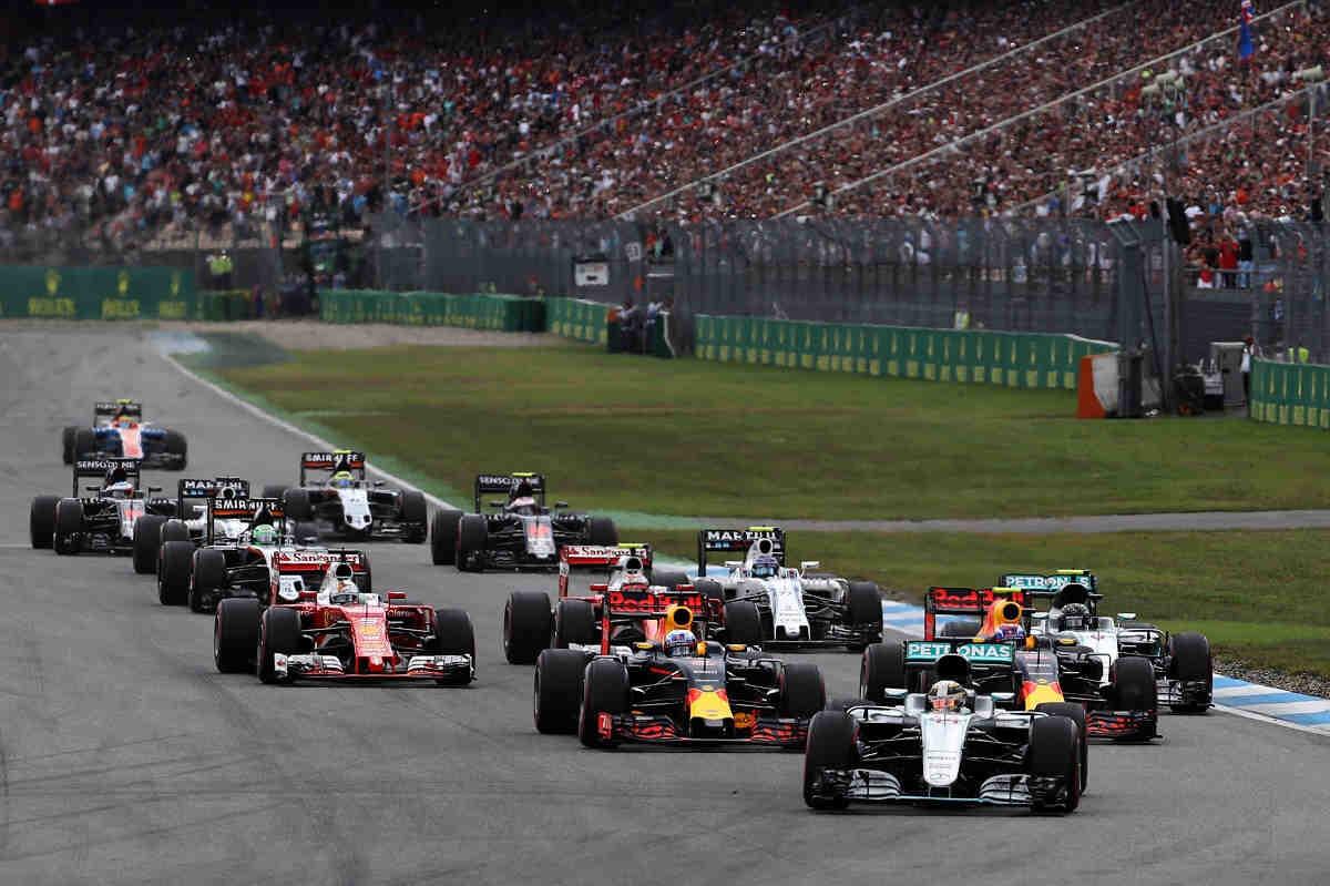 Remontadas históricas en la Fórmula 1