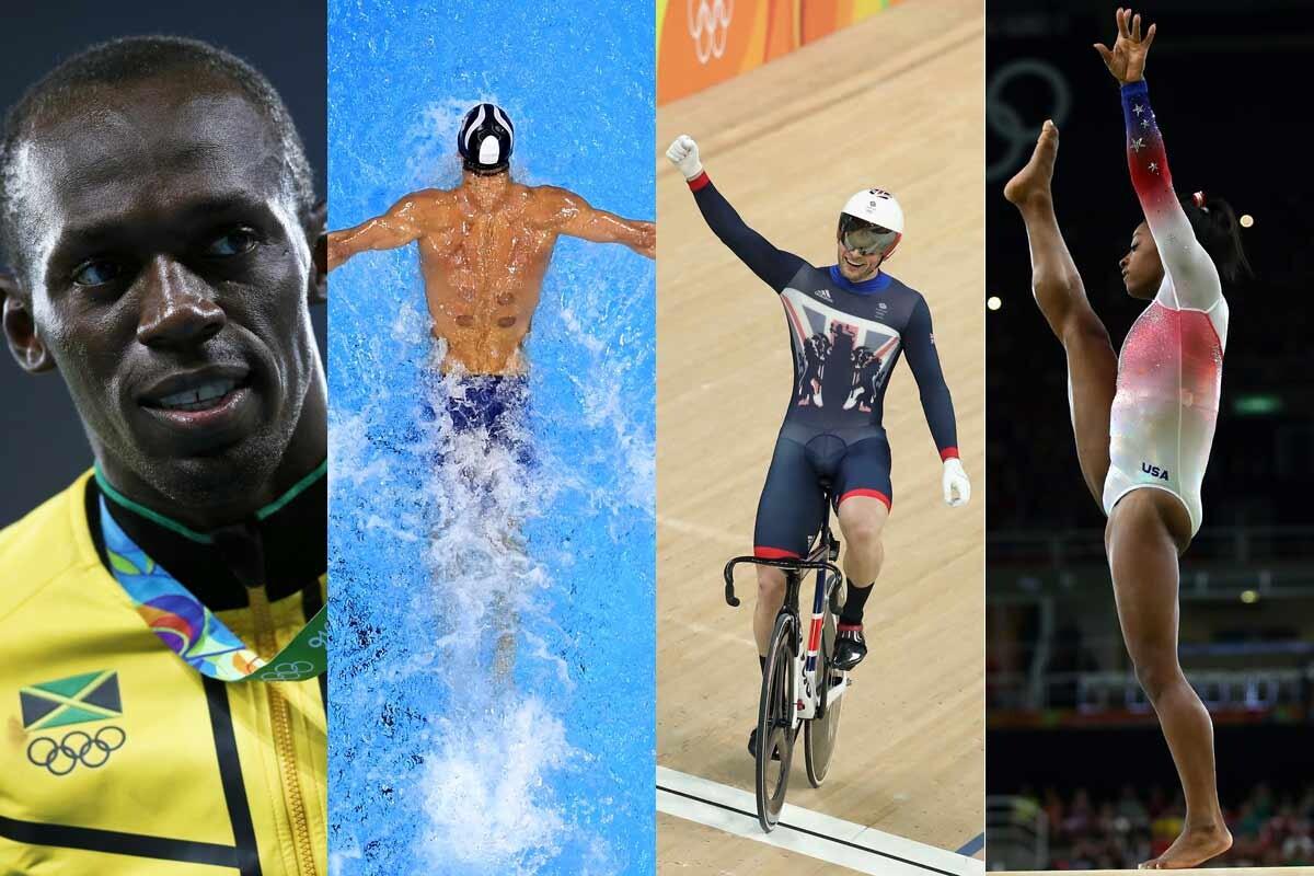 Los reyes de Río 2016