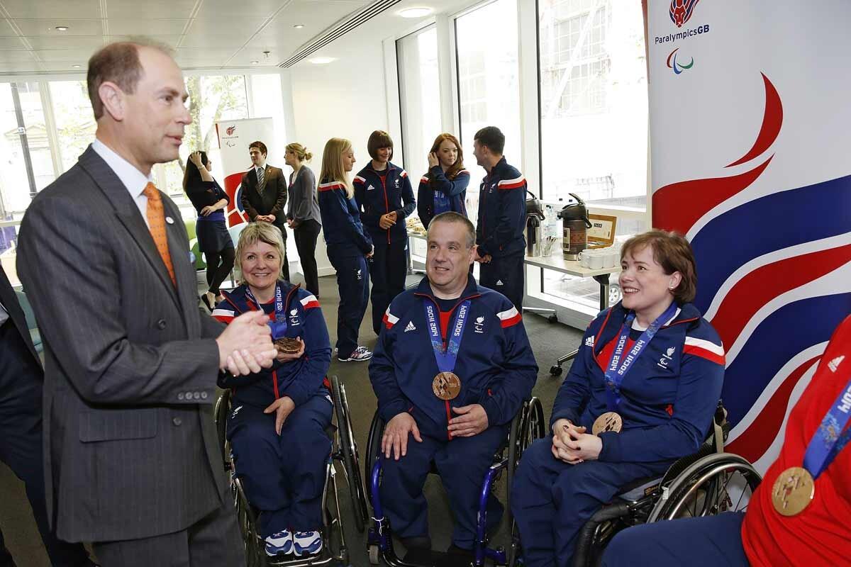 Rusia paralímpicos