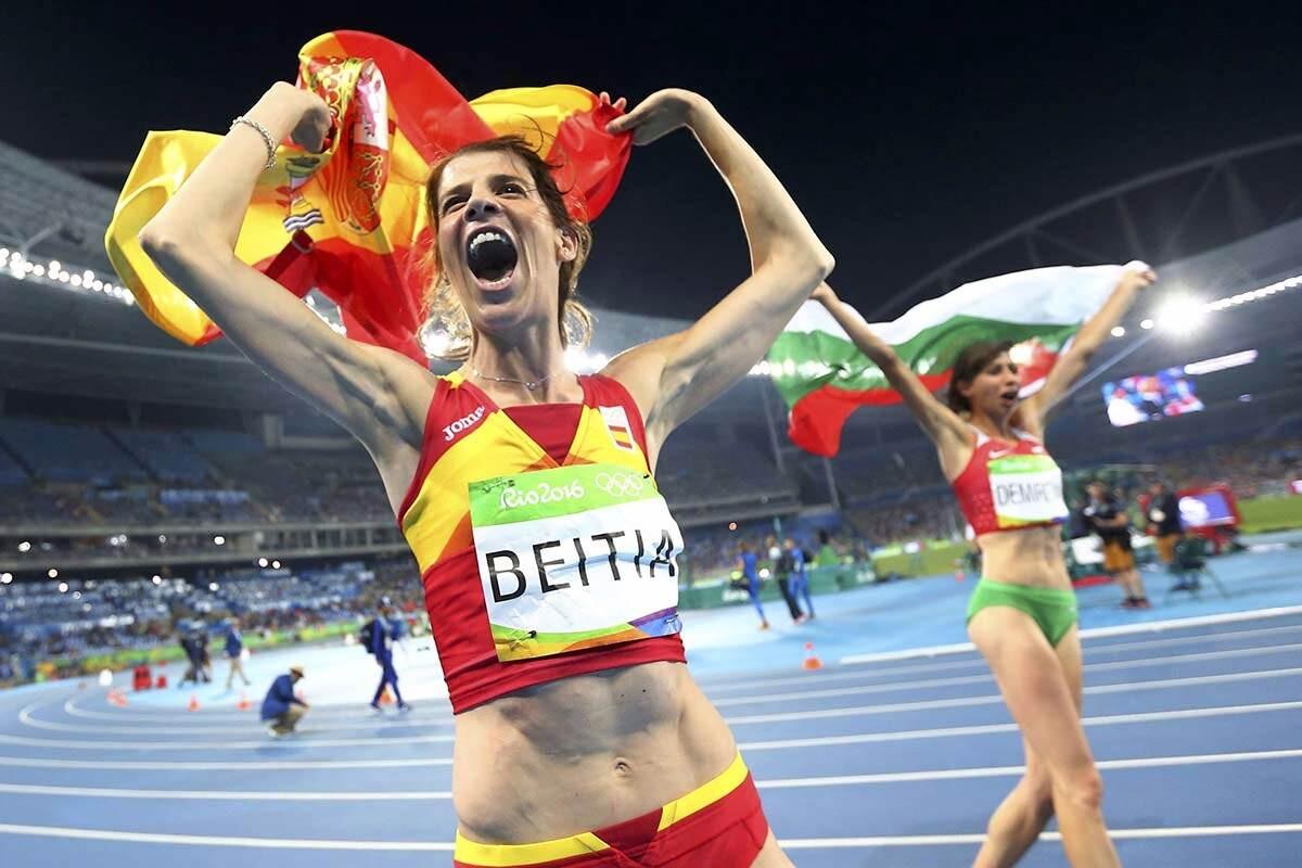 ruth beitia oro atletismo español