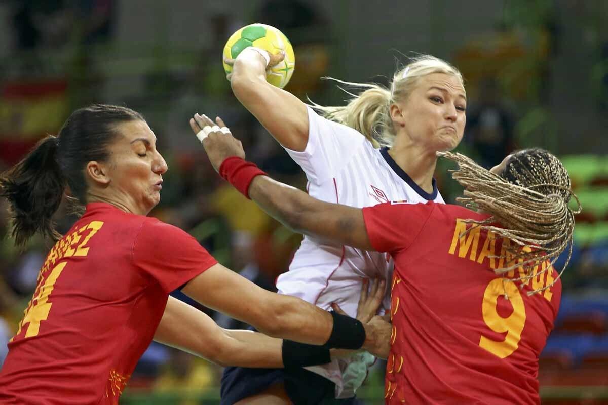 Selección de España de balonmano