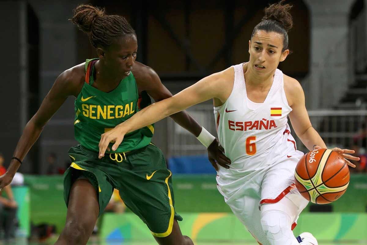 Senegal-España femenino