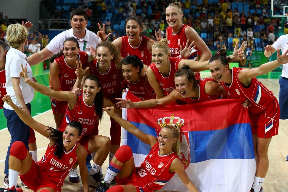 Serbia, el país de los equipos perfectos