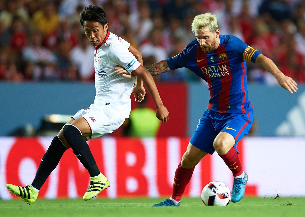 07996f8e4 Sevilla vs. Barcelona
