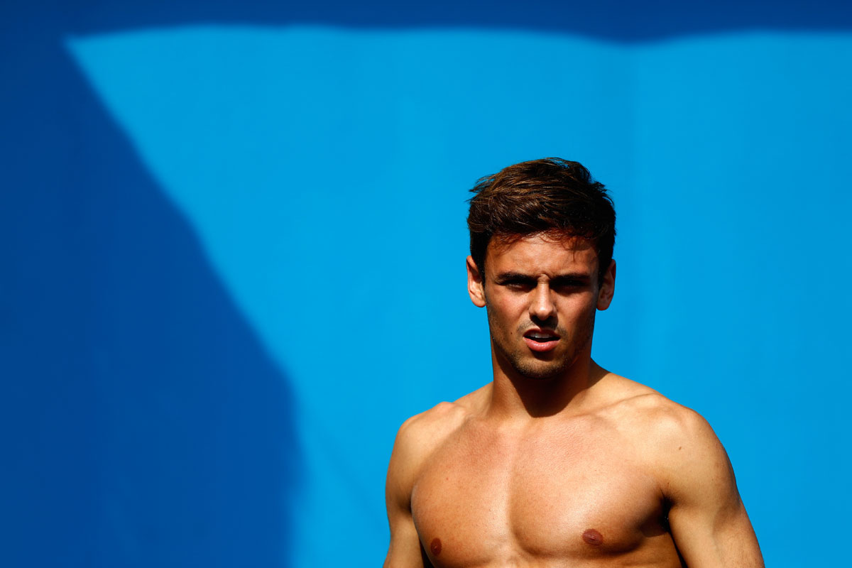 Tom Daley, saltador