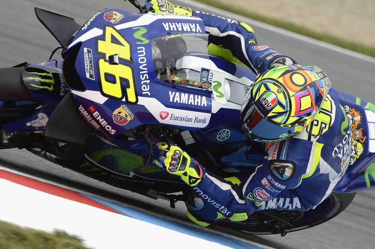 """Rossi: """"No pienso en el campeonato, y menos en Márquez"""""""