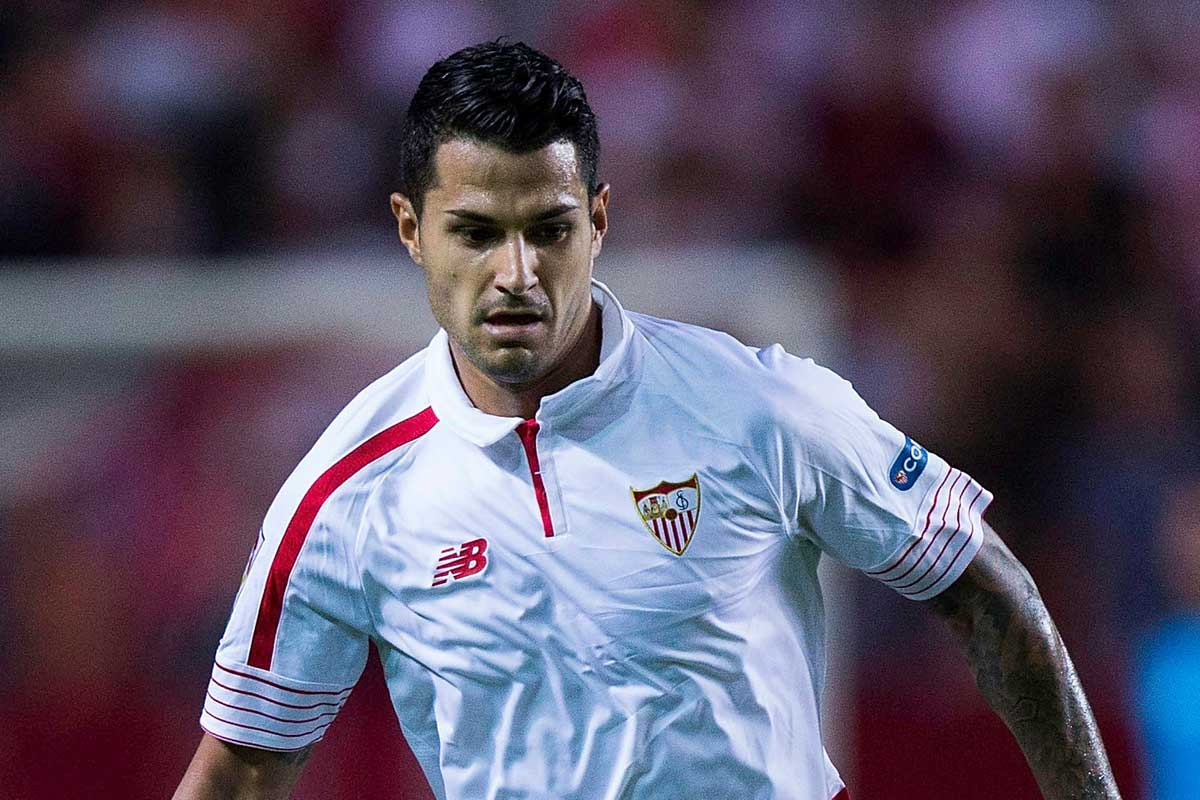 Vitolo Machín renueva con el Sevilla