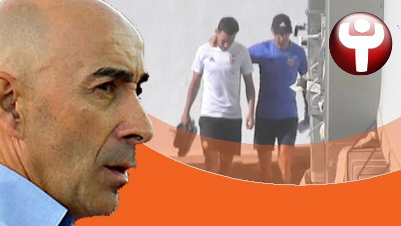 Pako Ayestarñan Valencia CF