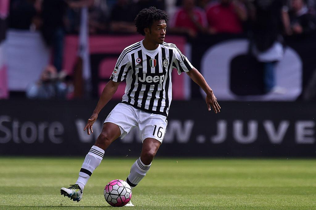 Cuadrado ya se unió a la Juventus