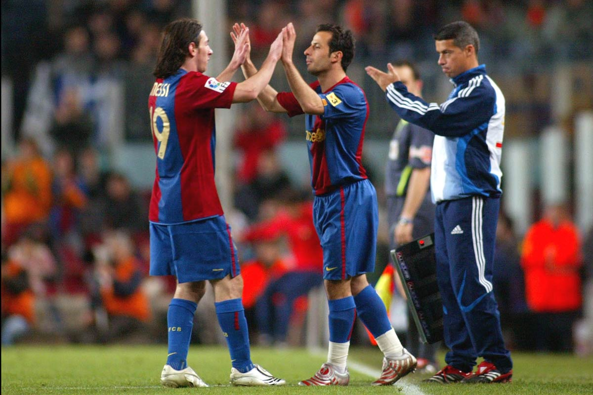 Messi-Giuly