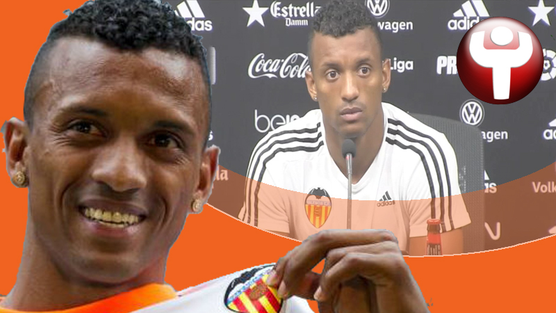 Luis Nani, Valencia CF